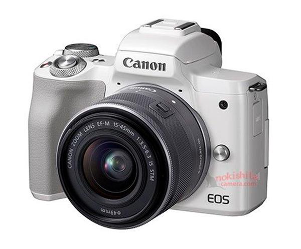 支持4K拍摄 佳能全新微单EOS M50详细规格曝光