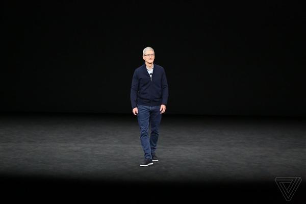 苹果不败就是足够创新!库克暗示两年后新品终圆满