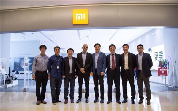小米与微软达成战略合作:助力小米进军全球市场