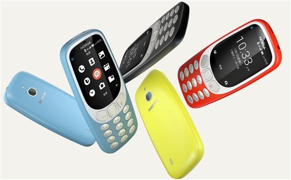 诺基亚8810(4G版)曝光:搭载YunOS 售价600元