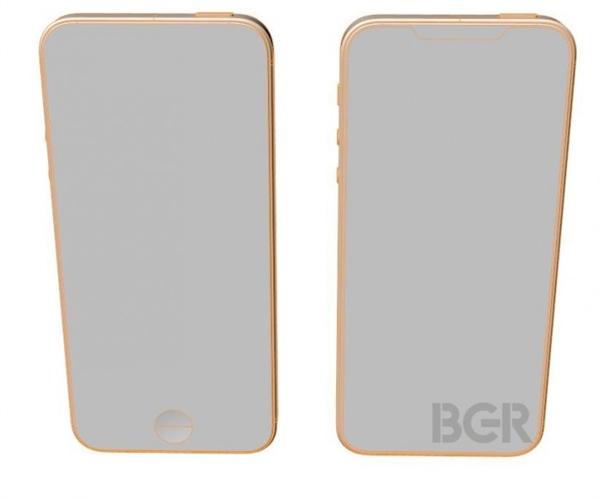 iPhone SE2外形曝光:真要换上全面屏!