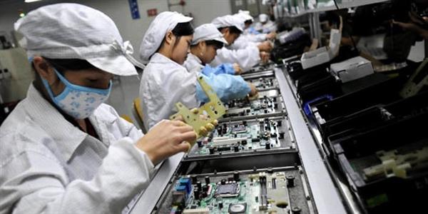 IDC:2017年Q4富士康超三星成全球最大智能手机制造商
