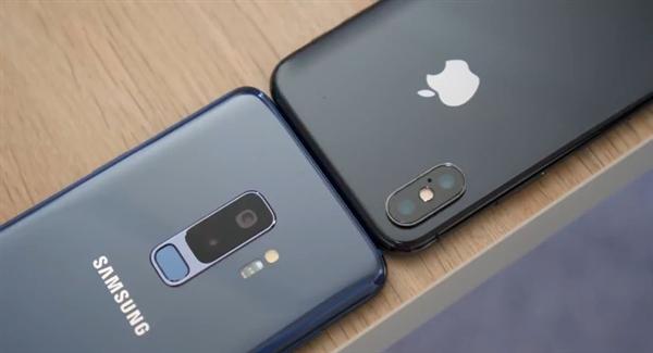 三星S9+/iPhone X实拍对比:谁才是手机拍照之王?