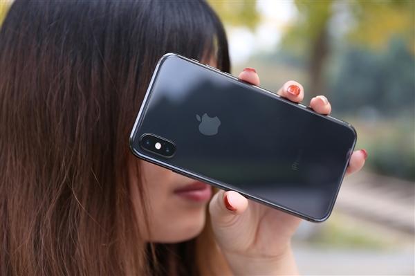 苹果宣传iPhone X:意外出现iOS11 BUG