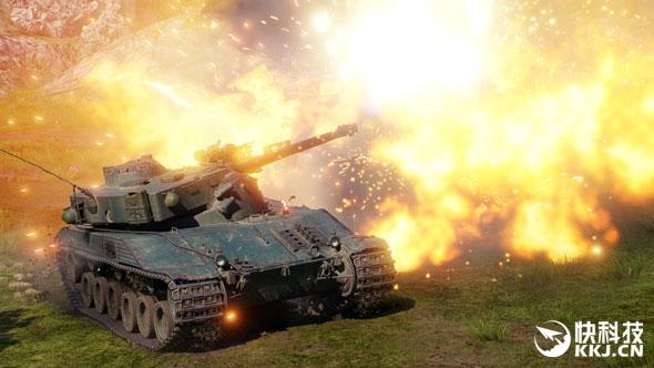 《坦克世界》:我还想再活三十年