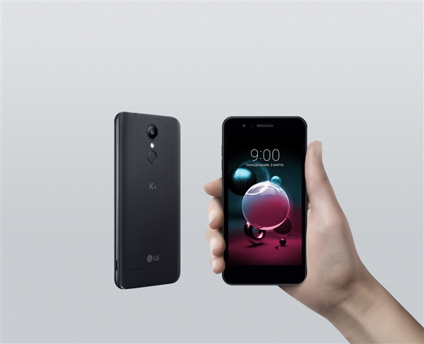 1100元 LG K9在俄罗斯发布:搭载骁龙210