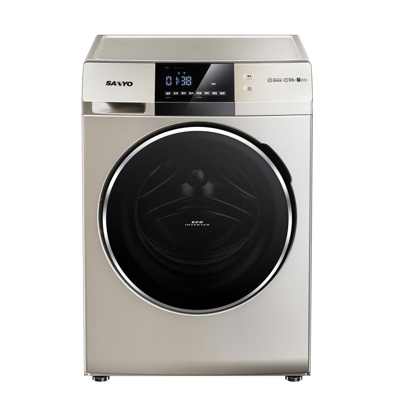 2019年洗衣机品牌排行_海信 hisense XQG70 X1001S 7公斤 滚筒式洗衣机 白色