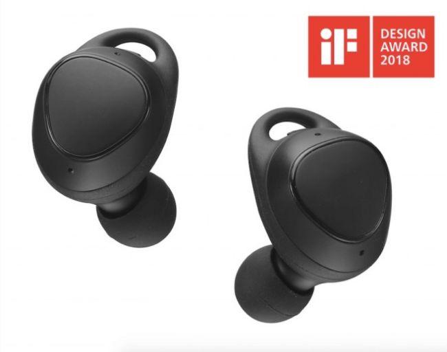三星gear iconx 2018颠覆性的创新设计,获得权威机构认可
