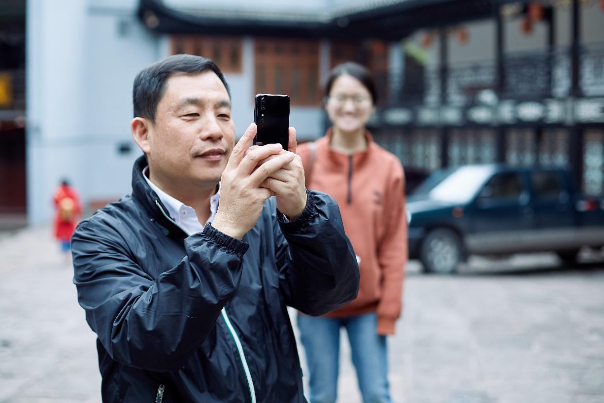 这些摄影大师都被华为P20 Pro摄影能力征服了