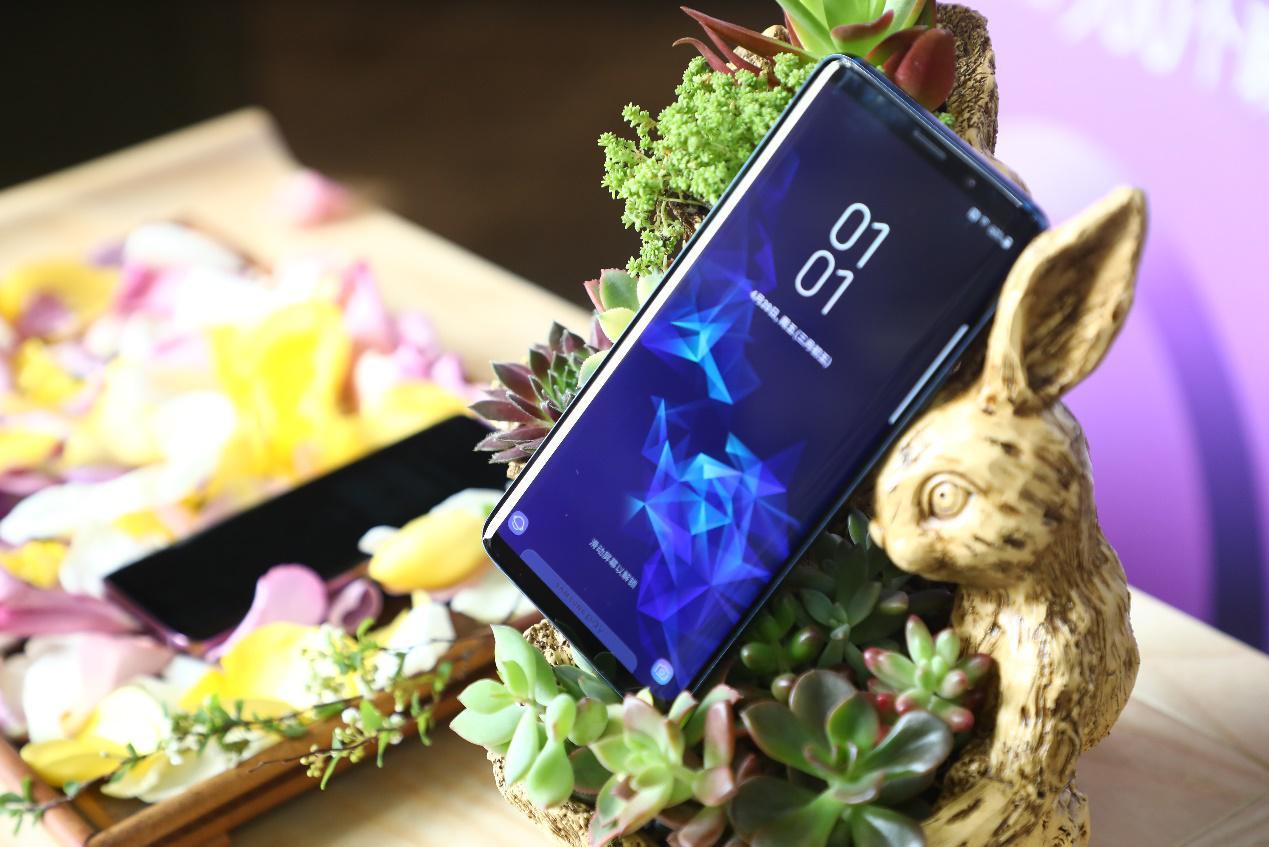 赏花品茗 用三星Galaxy S9|S9+捕捉生活之美