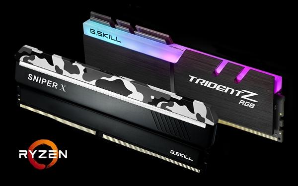 锐龙2如此生猛!芝奇奉上DDR4-3600高频内存