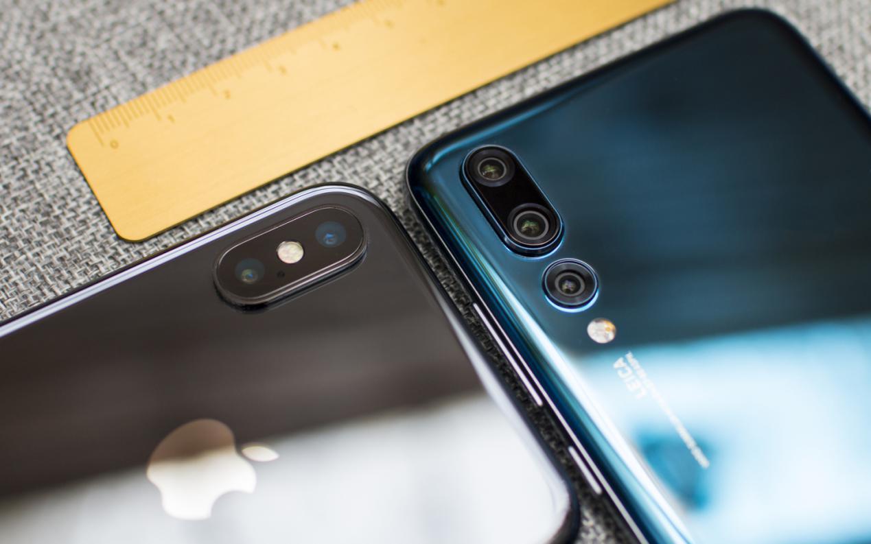 华为P20 Pro、iPhone X拍照对比:高下立判!