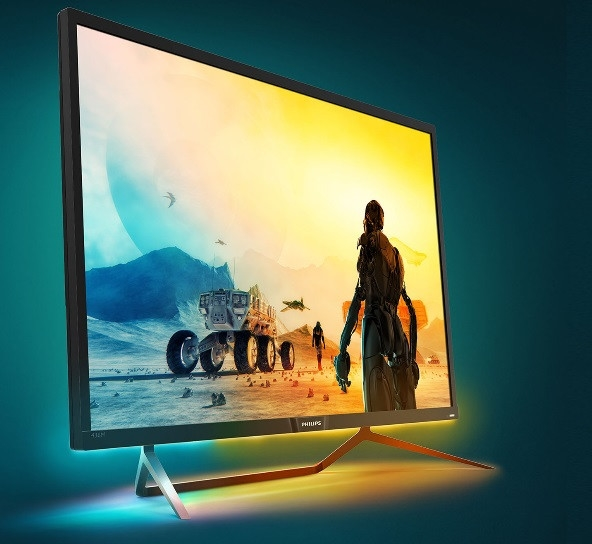 飞利浦发布43英寸4K旗舰显示器:支持DisplayHDR 1000
