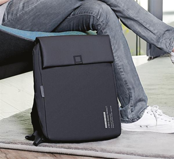 99元!有品上架商务多功能电脑/便携包:3种背负设计