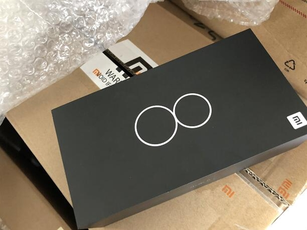 黑科技满满!小米8包装盒曝光:有望月底发布