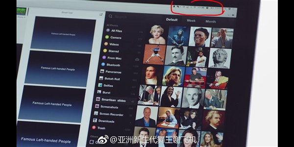 锤子革命新品惊现苹果系统!官方:视频制作错误