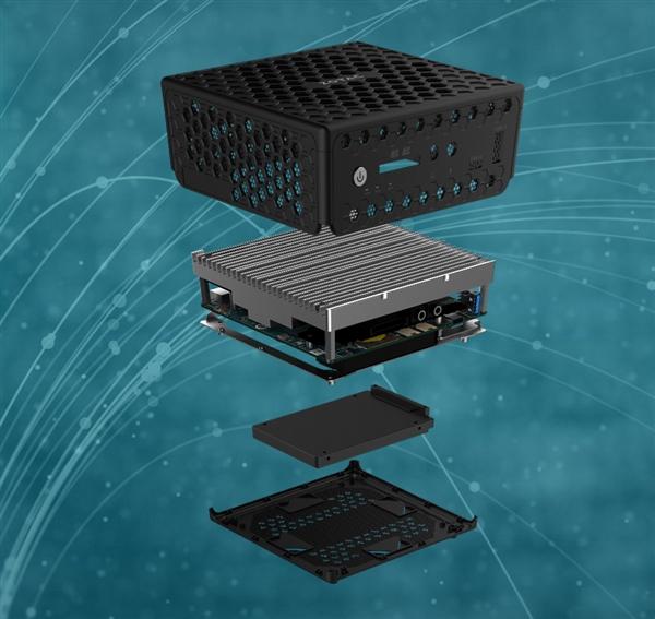 四核仅6W!索泰发布迷你机ZBOX CI329 Nano:零噪音