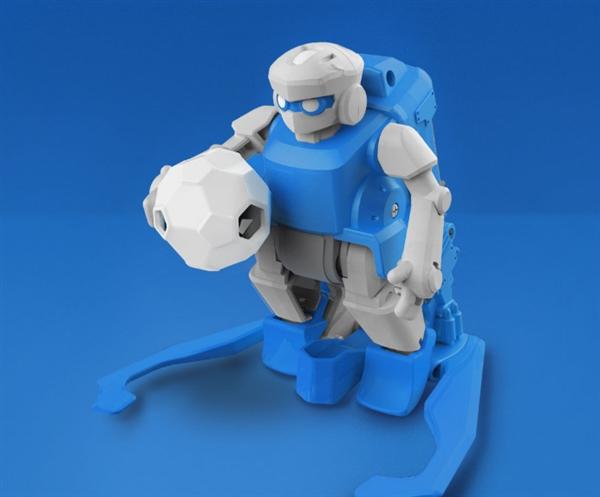 199元!小米有品上架SIMI足球机器人:前国脚参与设计