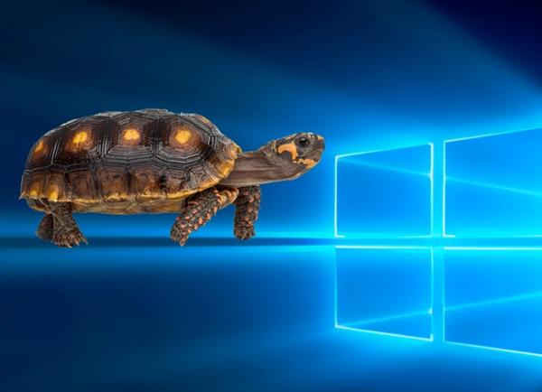 Windows 10 4月更新惹大祸:桌面丢失 电脑变砖