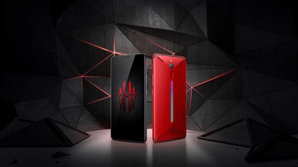 努比亚红魔游戏手机明天再次发售:2499元起
