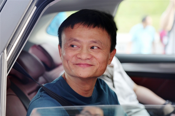 马云:中国人都是农民出身 演员演农民都很像