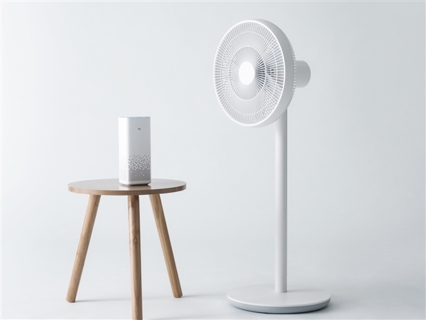 599 yuan! Zhimi II natural wind fan starting sale: less than one minute sold out