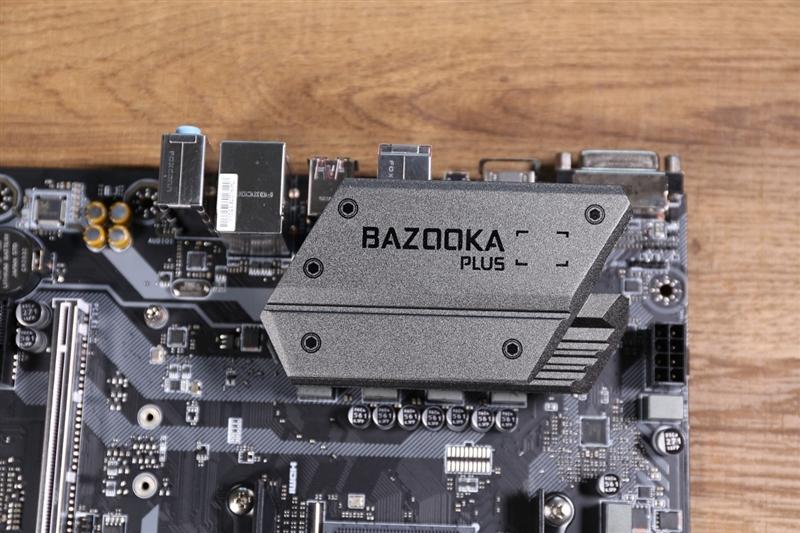 微星b450m bazooka plus主板评测