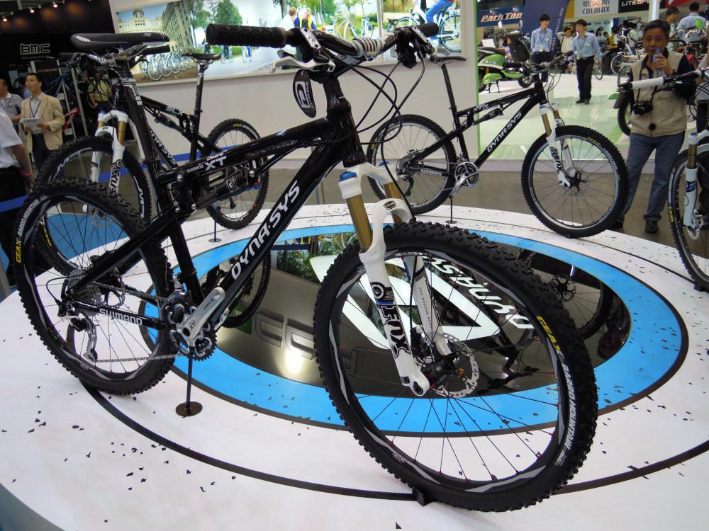 2011上海自行车展图片欣赏_pcpop泡泡网