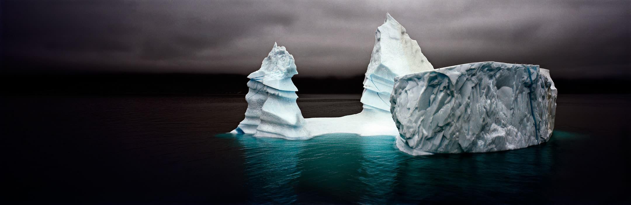 [世界] 将消亡的世界 卡米尔希曼-最后的冰山