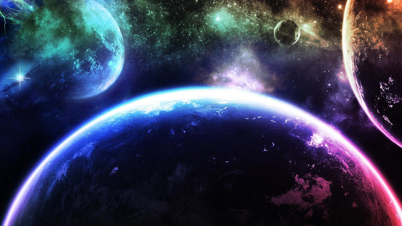 金牛座梦幻星空图,十二星座图金牛座,金牛座精美美图_点力图库