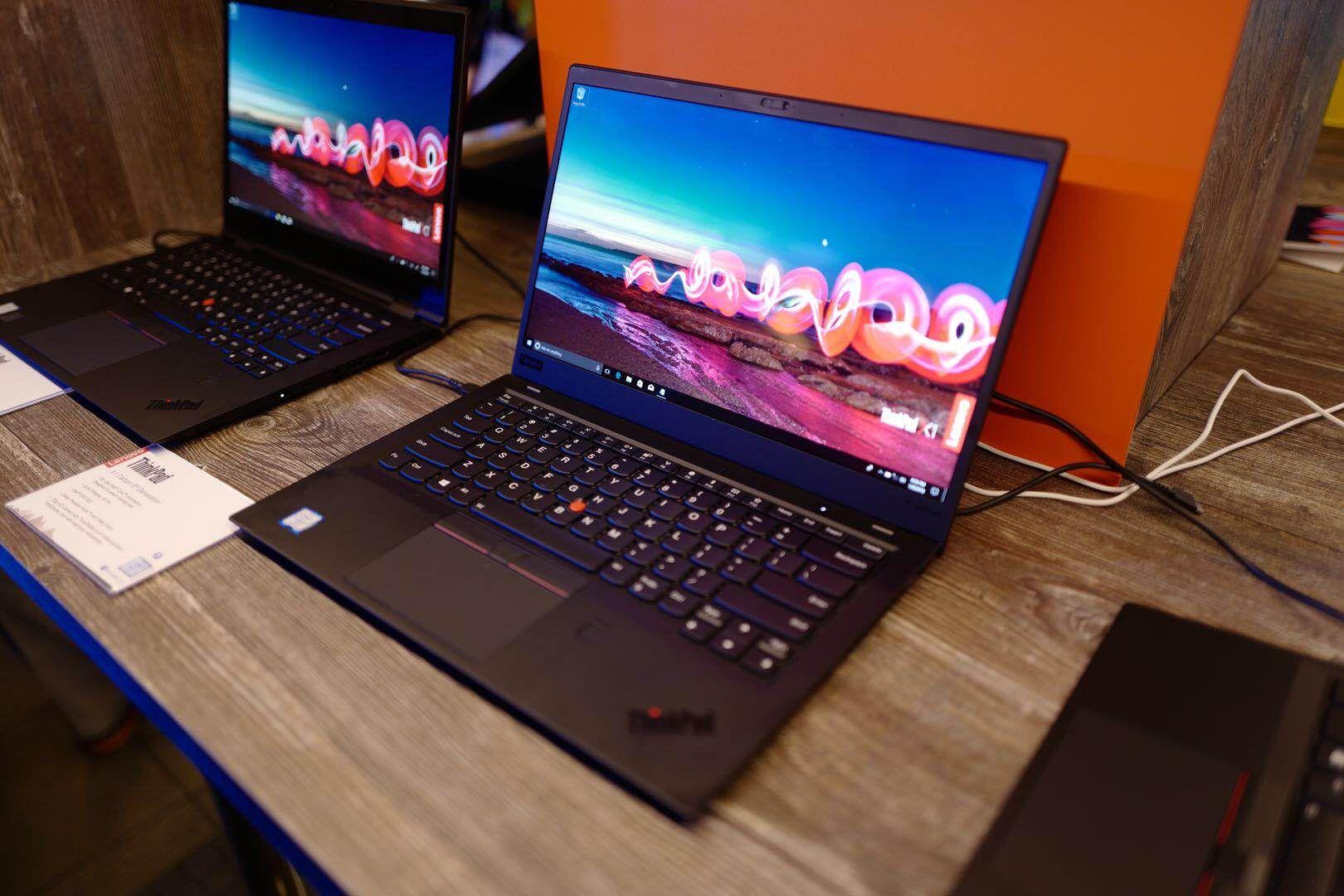 2018款ThinkPad X1 Carbon展会真机图赏