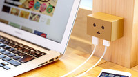 呆萌哒阿楞USB充电插头