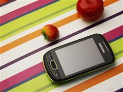 GALAXY天翼智能手机 三星盖世i559图赏