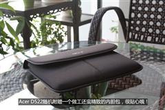 长续航更便携 高清小本Acer D522图赏
