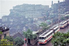 追忆1983重庆篇:雾都山城的汽笛声声