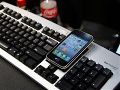 让键盘更加全能 ione展出iPhone键盘