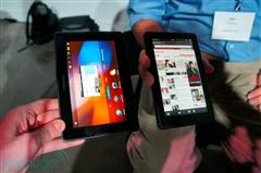 比比谁更强!KindleFire PK PlayBook