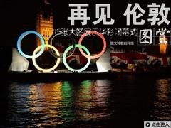 17天的狂欢 看奥运会闭幕式精彩瞬间