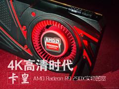 AMD Radeon R9 290X显卡高清实物图赏
