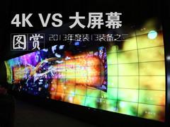 2013年度装13装备之二:4K VS 大荧幕