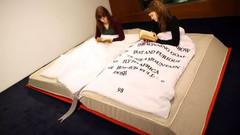 最有创意的床,看完把自己的床砸了!