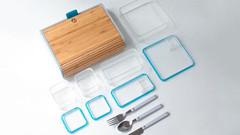 定制食谱简直了!饭盒都能用来装逼!