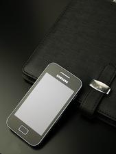 安卓3G手机 三星GALAXY盖世S5830图赏
