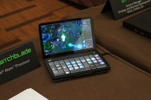 IDF 2011:Razer手持游戏设备玩PC网游