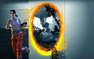 获IGN 9.5高分!传送门2精美游戏图赏