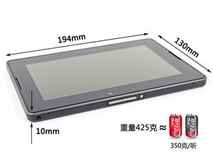 7英寸平板电脑机皇 黑莓PlayBook拆解