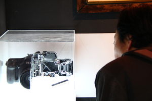 P&E 2011 全套镜头 宾得645D阵容强大