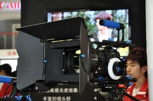 P&E-2011 佳能展示单反视频拍摄组件