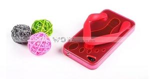 献给果粉:五大趣味iPhone4手机保护壳