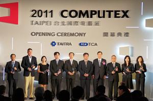 台北电脑展:第一时间现场图片报道